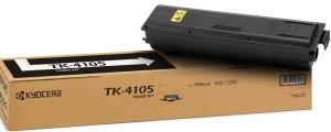 Заправка картриджа TK-4105 для Kyocera TASKalfa 1800/1801/2200/2201